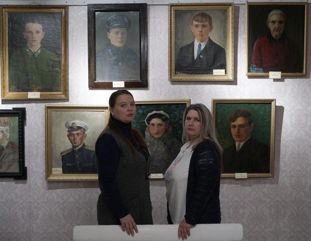 Im Heimatmuseum in Wasilsursk. Foto: © Frank Gaudlitz